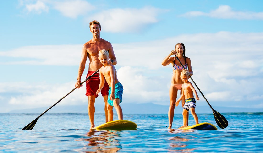 Private Stand Up Paddle Board Lessons